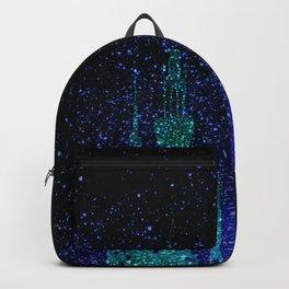 Dream castle. Fantasy Backpack