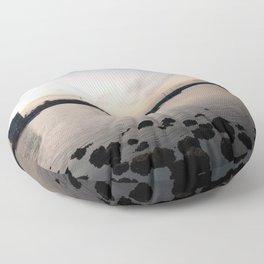 Good Morning Sarasota Floor Pillow