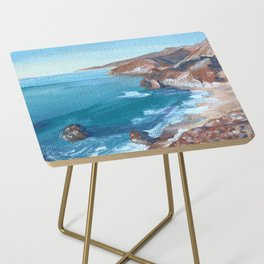 Big Sur No.1 Side Table