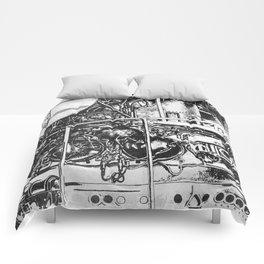 L A B  Comforters
