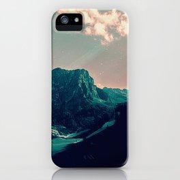 Mountain Call iPhone Case