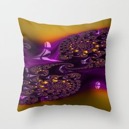 Mage in the Lords 1 Throw Pillow