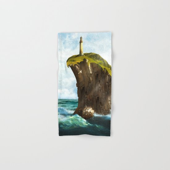 At the End of the Earth Hand & Bath Towel