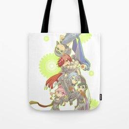 Digital Devil Saga Tote Bag