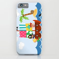 PIRATE SHIP (AQUATIC VEHICLES) iPhone 6s Slim Case