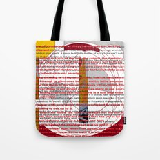 word pillow poems 01 Tote Bag