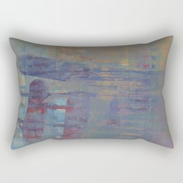 tell me (the hurting) Rectangular Pillow