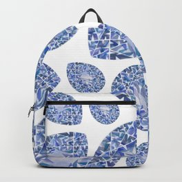 Pear Gem Pattern Backpack