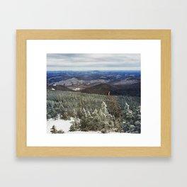 killington Framed Art Print