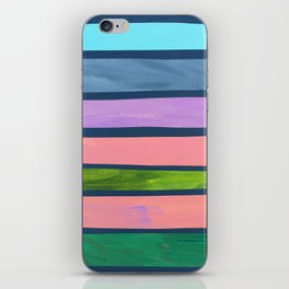 Earth and Sky iPhone Skin