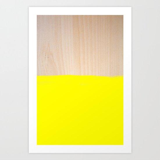 Sorbet V Art Print
