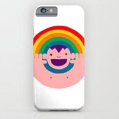 Rainbow Kid iPhone 6s Slim Case