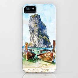Krabi, Thailand iPhone Case