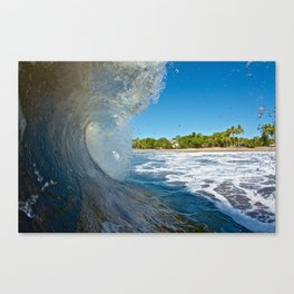 The Tube Collection p8 Canvas Print