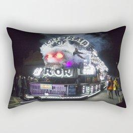 Night Train of Horror Rectangular Pillow
