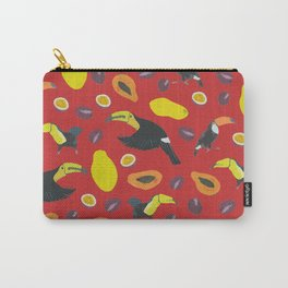 Tooty Fruity Carry-All Pouch
