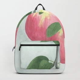 Pink Lady Apples Backpack