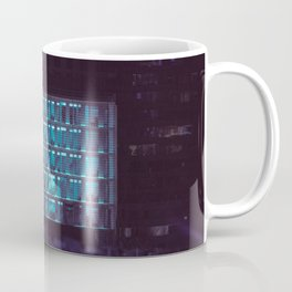 Fish Tank / Hamburg / Bladerunner Vibes Coffee Mug