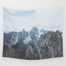 Italian Dolomites Wall Tapestry