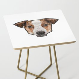 Jack Russell poly Side Table