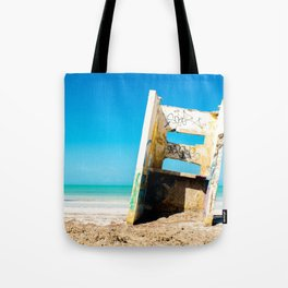 Holbox, Mexican Paradise Tote Bag