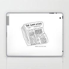 Good News! Laptop & iPad Skin