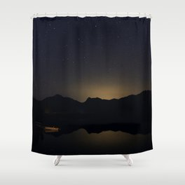 Look at the stars 1 Shower Curtain