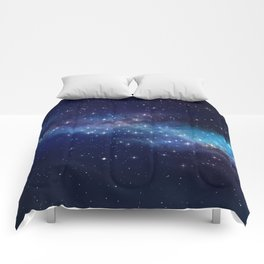 Floating Stars - #Space - #Universe - #OuterSpace - #Galactic Comforters