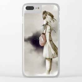 Lillie Clear iPhone Case