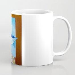 Boat Fascinator Coffee Mug