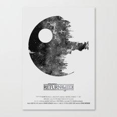 Star Wars - Return of the Jedi Canvas Print