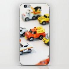 Micro Machine - Toy car iPhone & iPod Skin