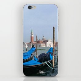 Gondola in  Venice Italy iPhone Skin