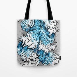 Seven Seas Tote Bag