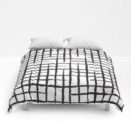 Grid Comforters