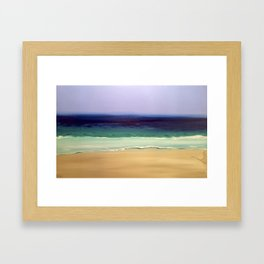 DNSW Series: Jervis Bay Bliss Framed Art Print