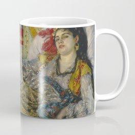 "Auguste Renoir ""Odalisque"" Coffee Mug"