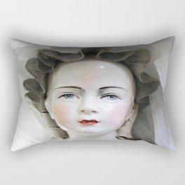 """""""fragile use caution"""" Rectangular Pillow"""