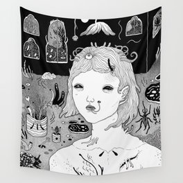 indoors / outdoors Wall Tapestry