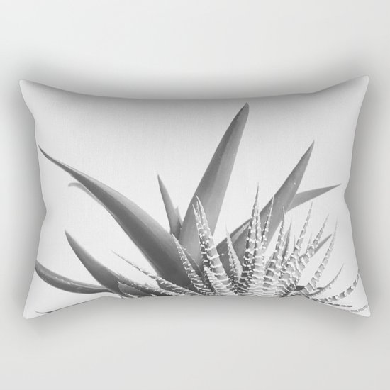 Overlap II Rectangular Pillow