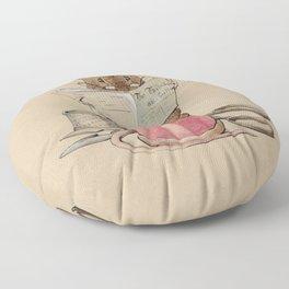 Beatrix Potter Tailor Mouse Floor Pillow