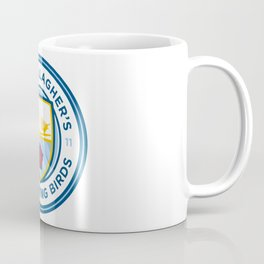 Noel Gallagher's High Flying Birds Crest Coffee Mug