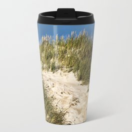 Scandinavian Sand Dune of Henne in Denmark Travel Mug