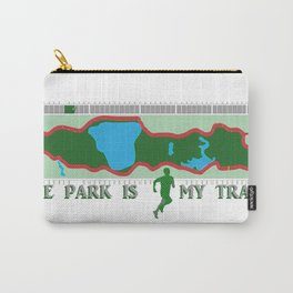 Park is My Track Carry-All Pouch