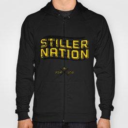 Stiller Nation White Hoody