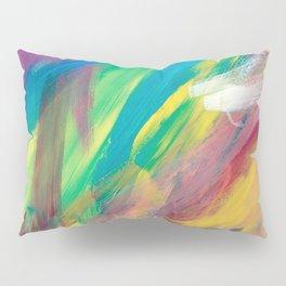 Abstract Artwork Colourful #2 Pillow Sham