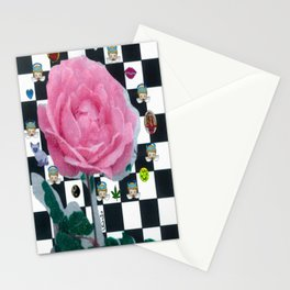 MY ROSE IS KAWAII Stationery Cards