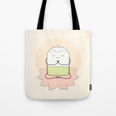 very zen green tea Tote Bag