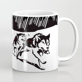 sknowledge // (husky team) Coffee Mug