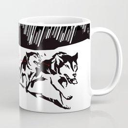 sknowledge // (husky team) Coffee Mug